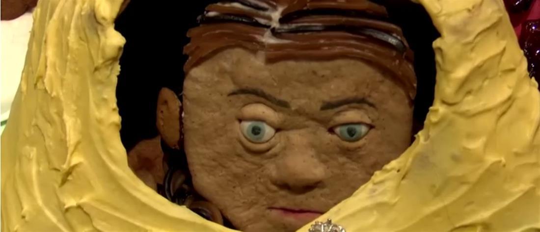 Η…Γκρέτα Τούνμπεργκ σε διαγωνισμό ψησίματος (εικόνες)