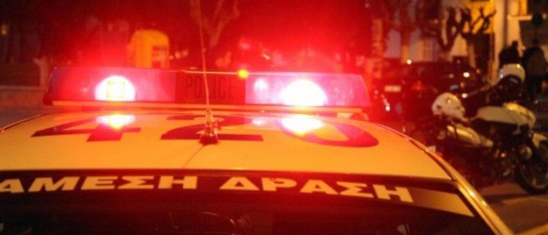 Επίθεση σε αστυνομικούς με πέτρες και μολότοφ