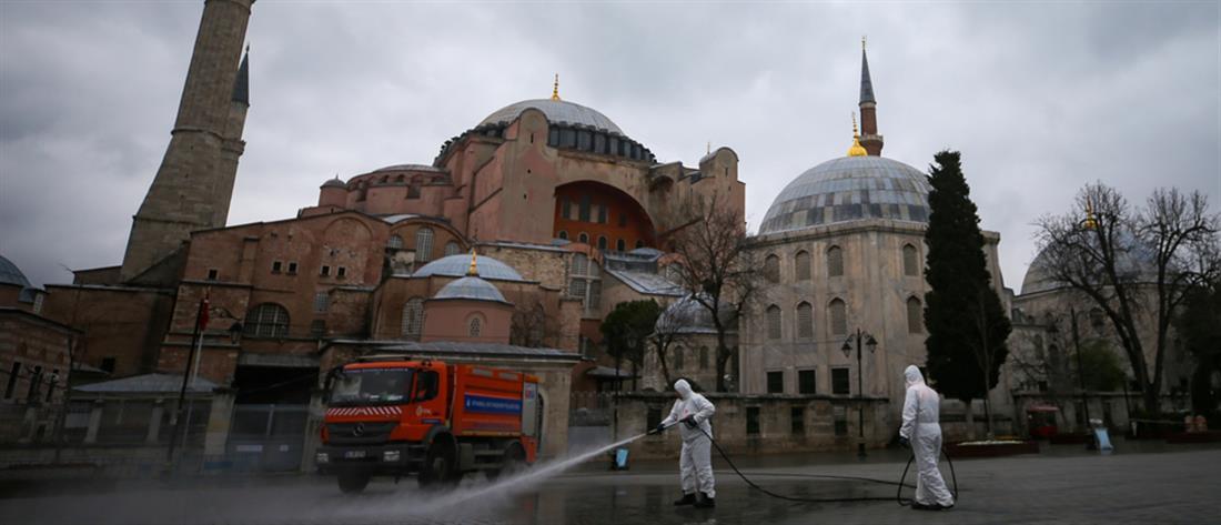 Κορονοϊός: Πέθανε ομογενής από την Κωνσταντινούπολη
