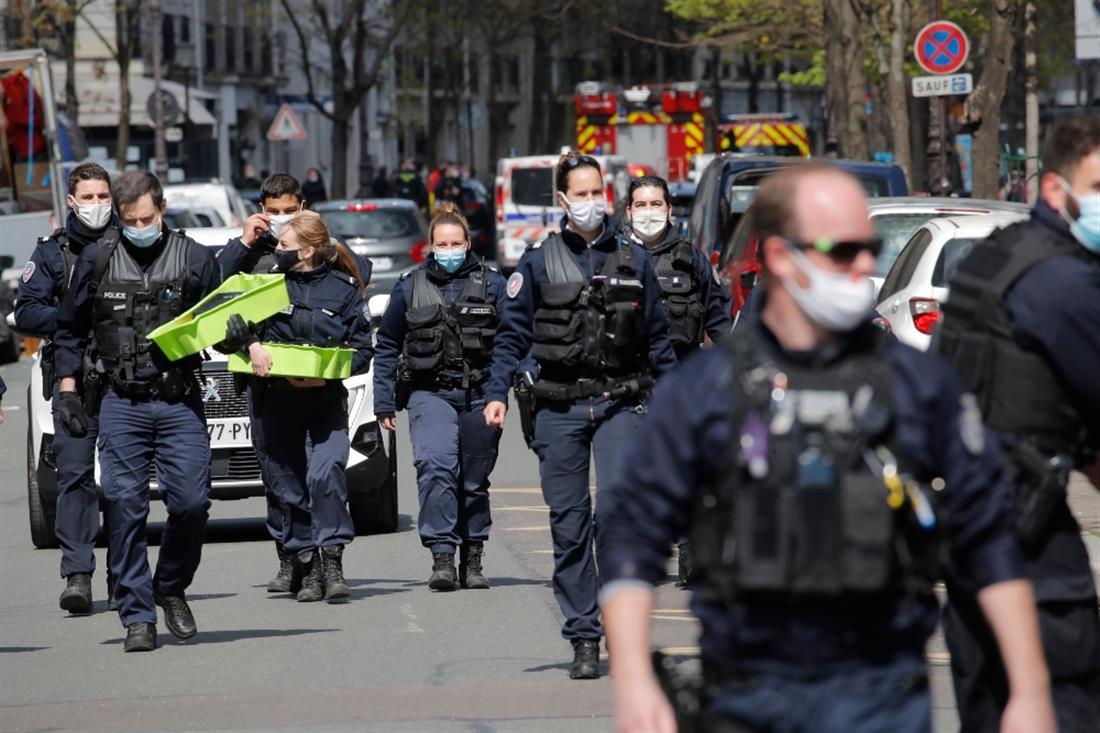 Παρίσι - πυροβολισμοί