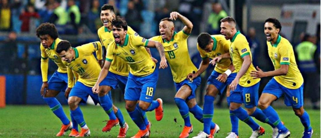 Η Βραζιλία κατέκτησε το Copa America