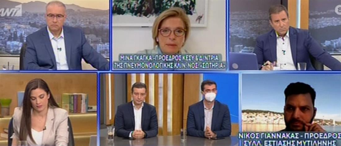 Γκάγκα για AstraZeneca: δεύτερη δόση από άλλο εμβόλιο σε νέους από το εξωτερικό (βίντεο)