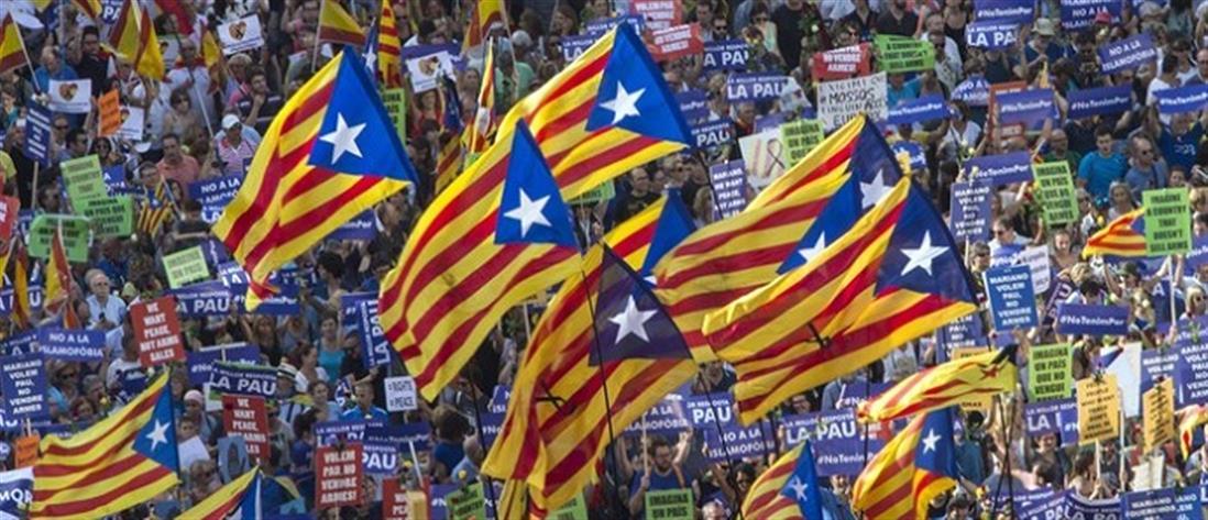 """Η Βαρκελώνη βροντοφώναξε """"Δεν φοβάμαι"""""""