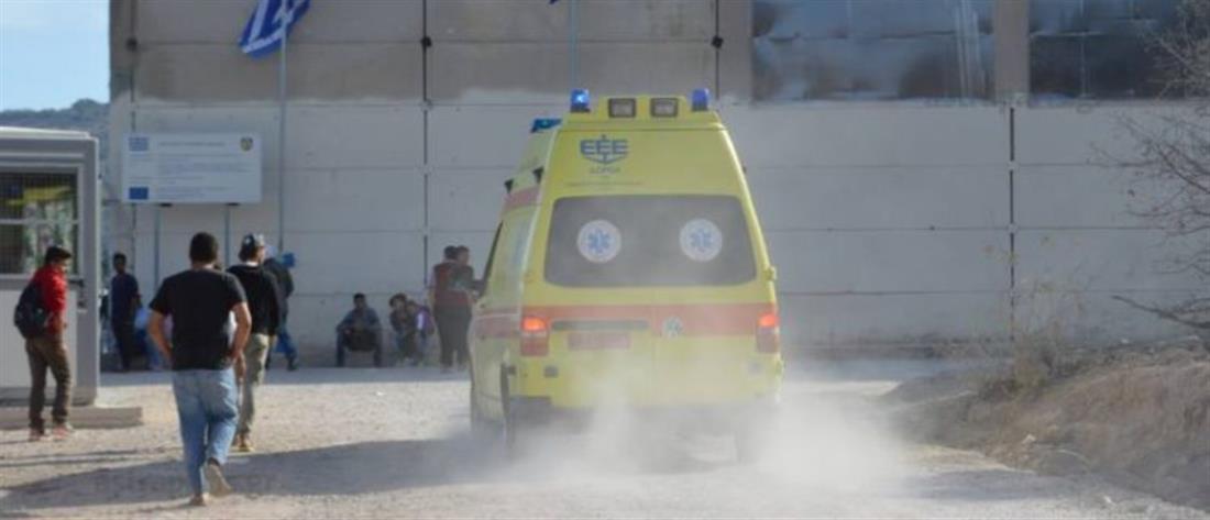 Κορονοϊός - Χίος: Κρούσμα στο ΚΥΤ της ΒΙΑΛ