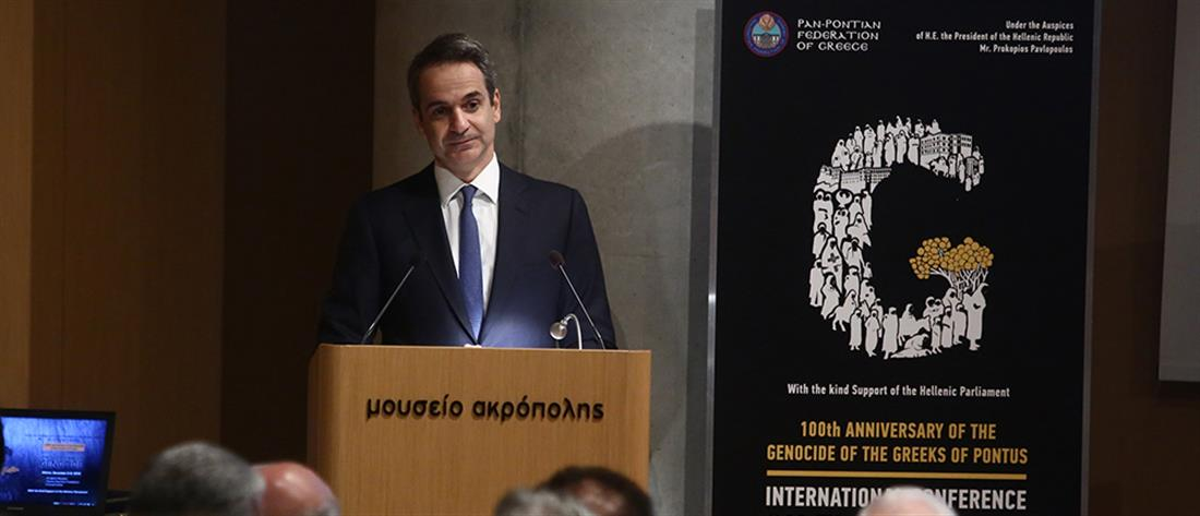 Μητσοτάκης: τα εθνικά συμφέροντα δεν υπηρετούνται με την ελαφρότητα της δημαγωγίας