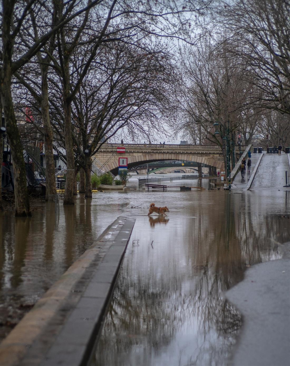 Γαλλία - πλημμύρες