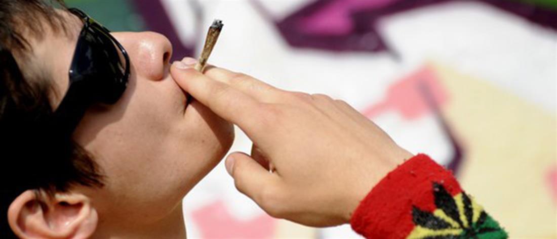 """""""Βήμα"""" για την αποποινικοποίηση της μαριχουάνας κάνει η Νέα Υόρκη"""