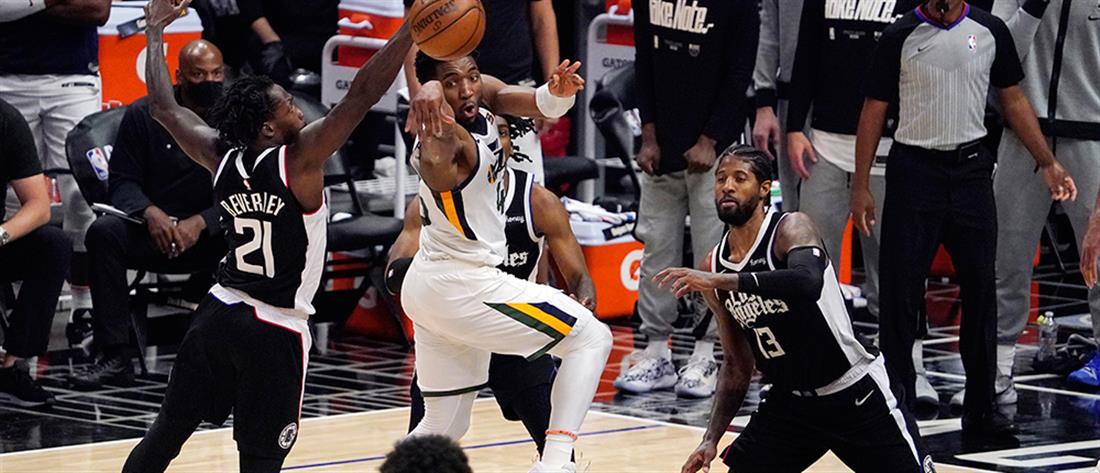 NBA Play Off: Οι Κλίπερς έγραψαν ιστορία