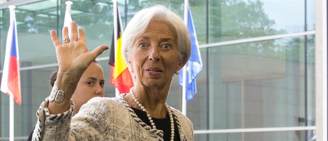 ΔΝΤ: παραιτήθηκε η Κριστίν Λαγκάρντ