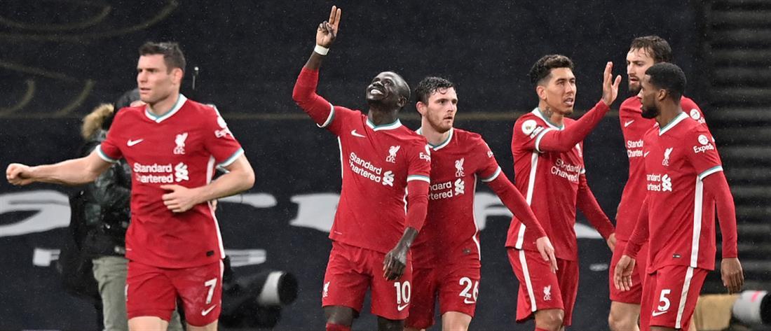 """Λίβερπουλ: """"Ζωντανή"""" για την τετράδα και το Champions League"""