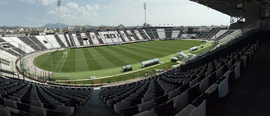 """ΠΑΟΚ: """"Πράσινο φως"""" για νέο γήπεδο στην Τούμπα"""