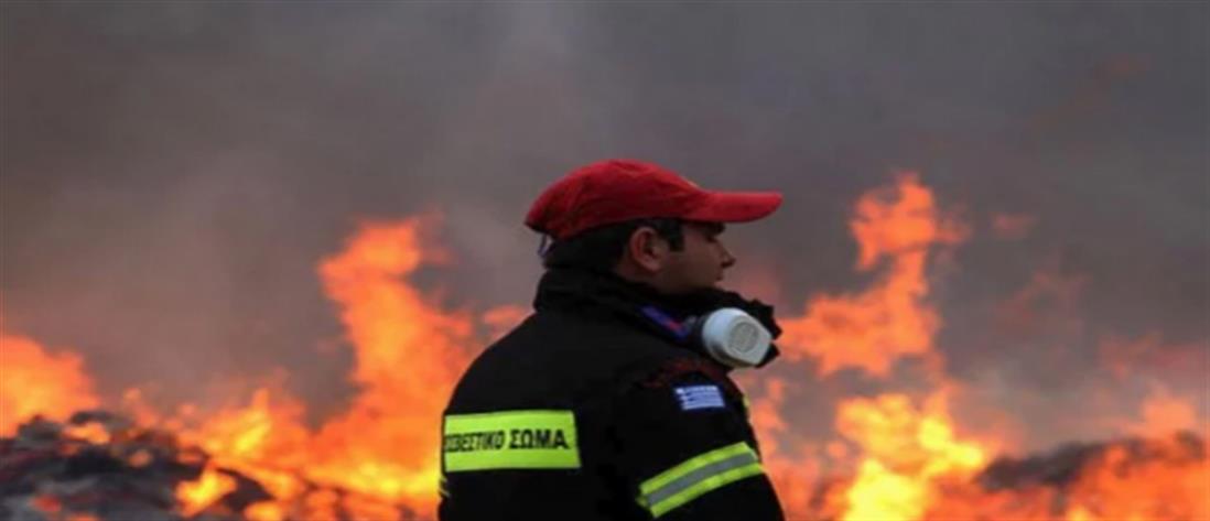 """Σε """"συναγερμό"""" η μισή χώρα – Πολύ υψηλός κίνδυνος πυρκαγιάς την Παρασκευή"""