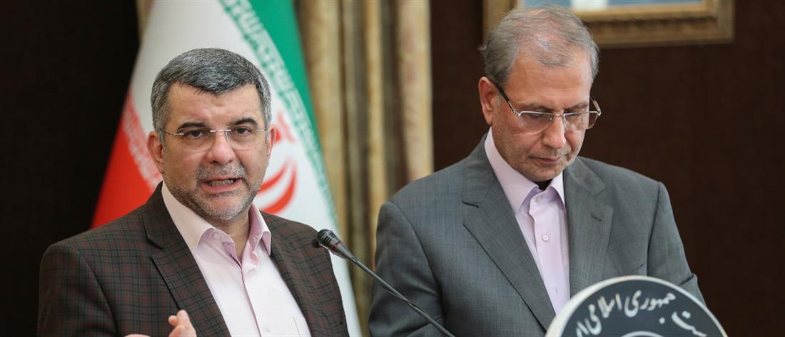 Κορονοϊός: θετικός στον ιό ο Ιρανός αναπληρωτής Υπουργός Υγείας!