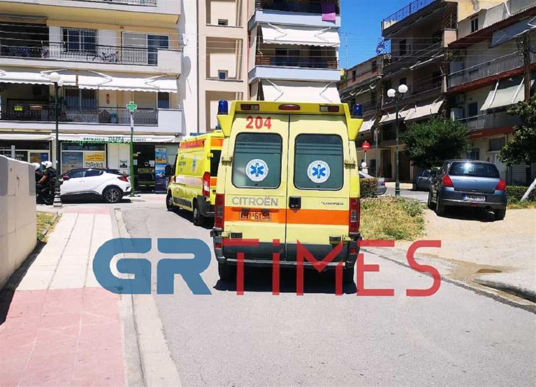 Θεσσαλονίκη - Συμπλοκή