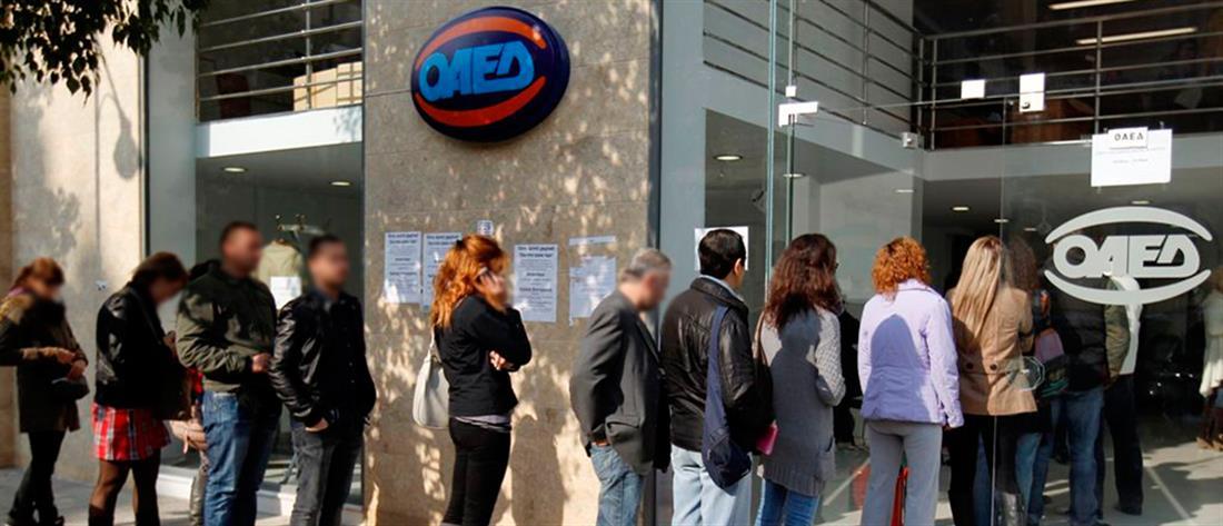 Ανεργία: νέα σημαντική πτώση τον Ιούλιο