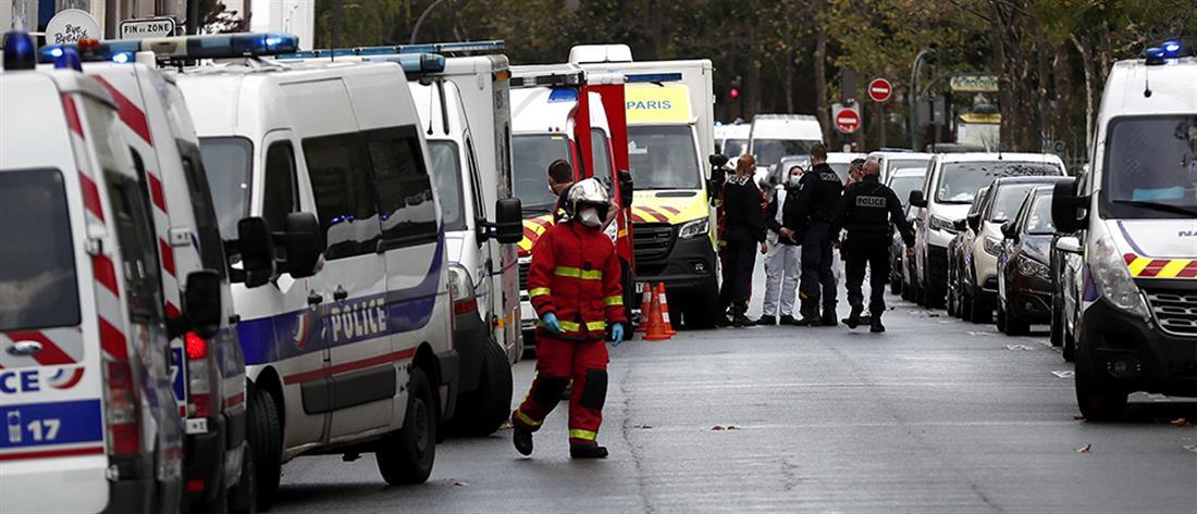 Παρίσι: επίθεση με μαχαίρι στα γραφεία του Charlie Hebdo