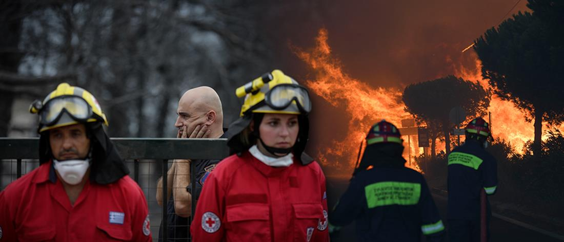 """""""Θύελλα"""" για την κλιματική αλλαγή και την τραγωδία στο Μάτι"""