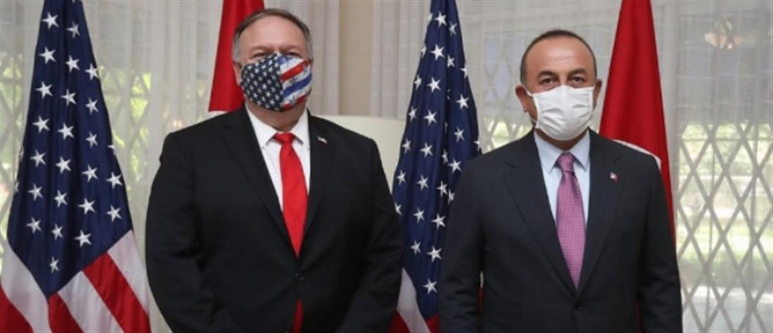 Τσαβούσογλου: Οι ΗΠΑ υποστηρίζουν τις μαξιμαλιστικές θέσεις Ελλάδας και Κύπρου