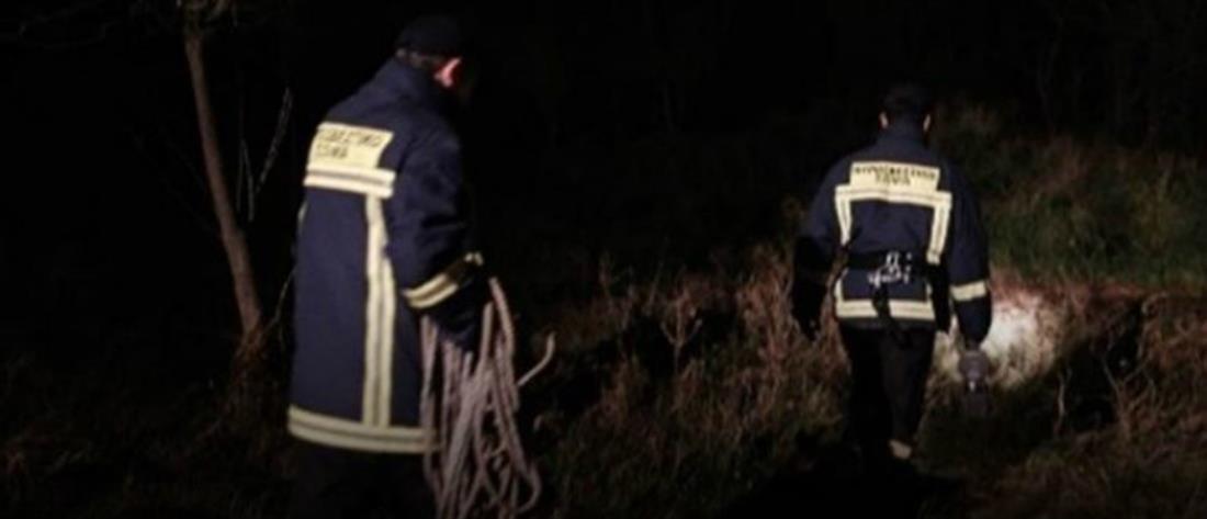 Επιχείρηση της Πυροσβεστικής για τον εντοπισμό δύο νέων που χάθηκαν σε φαράγγι