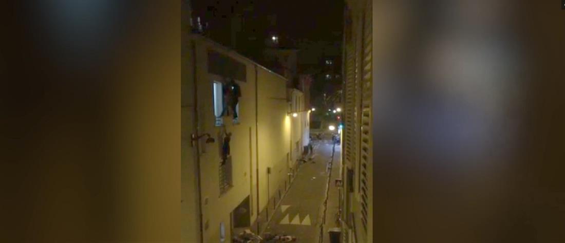 Το σοκαριστικό βίντεο της Le Monde από την επίθεση στη Γαλλία