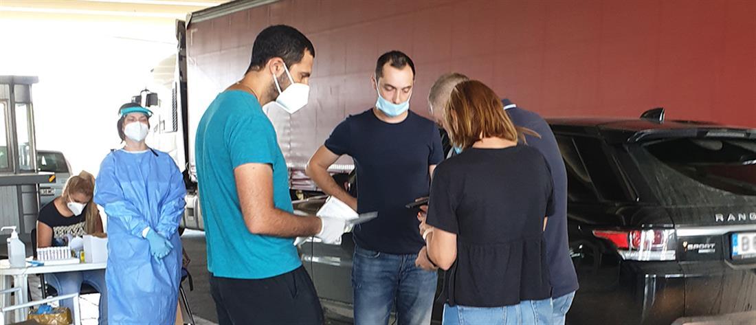 Κορονοϊός - Χαρδαλιάς: Ποιοι και πώς μπορούν να περάσουν τα χερσαία σύνορα