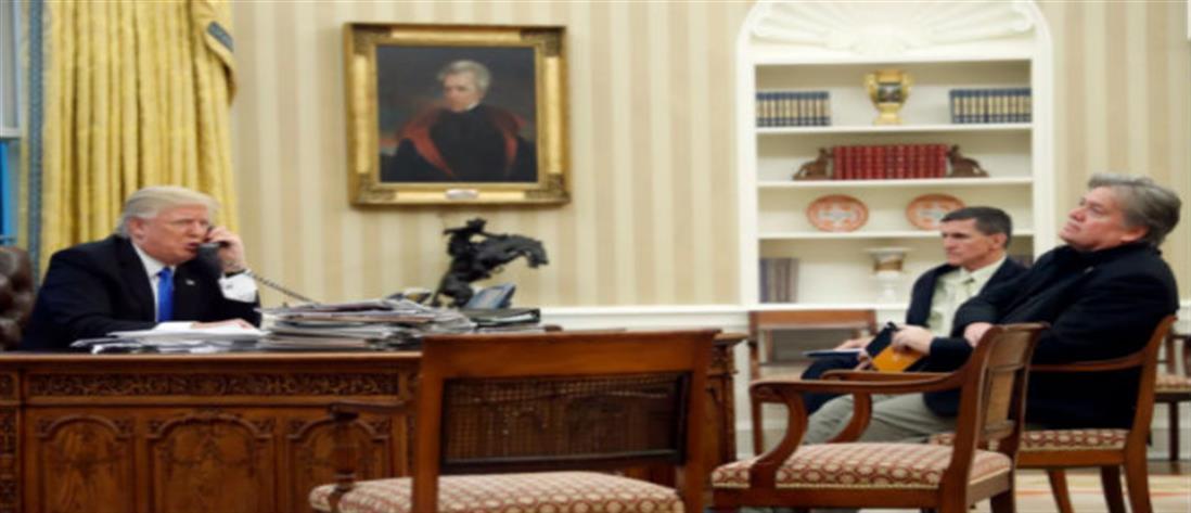 """Σάλος στις ΗΠΑ με το βιβλίο που """"καίει"""" τον Τραμπ"""