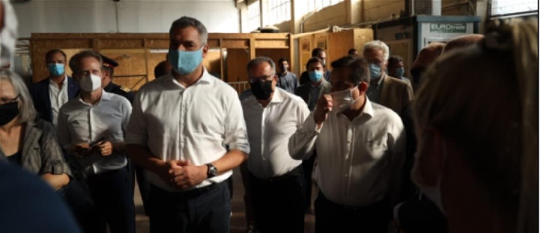 Νιχάμερ: στηρίζουμε την Ελλάδα για την προστασία των ευρωπαϊκών συνόρων