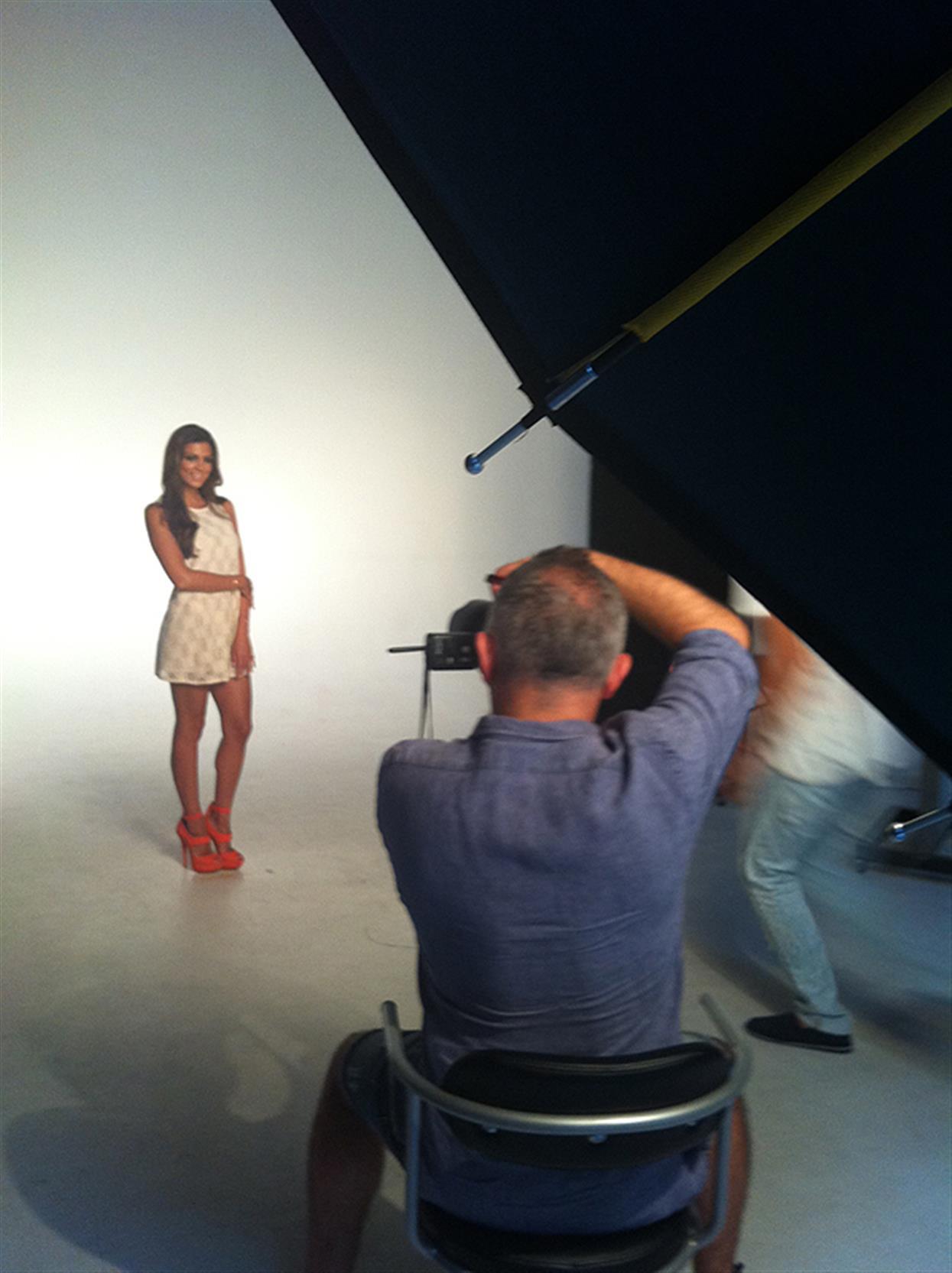 FTHIS TV - Backstage φωτογράφισης