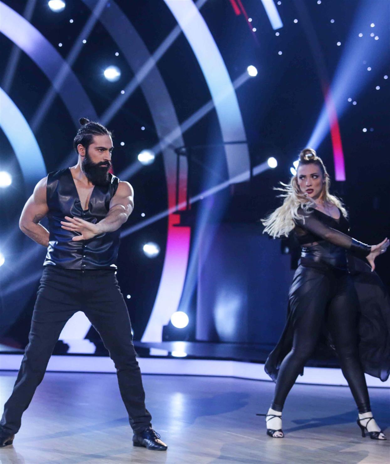 Μιχάλης Σεΐτης - DANCING WITH THE STARS - LIVE 1