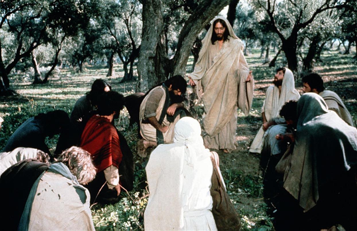 Ο ΙΗΣΟΥΣ ΑΠΟ ΤΗ ΝΑΖΑΡΕΤ