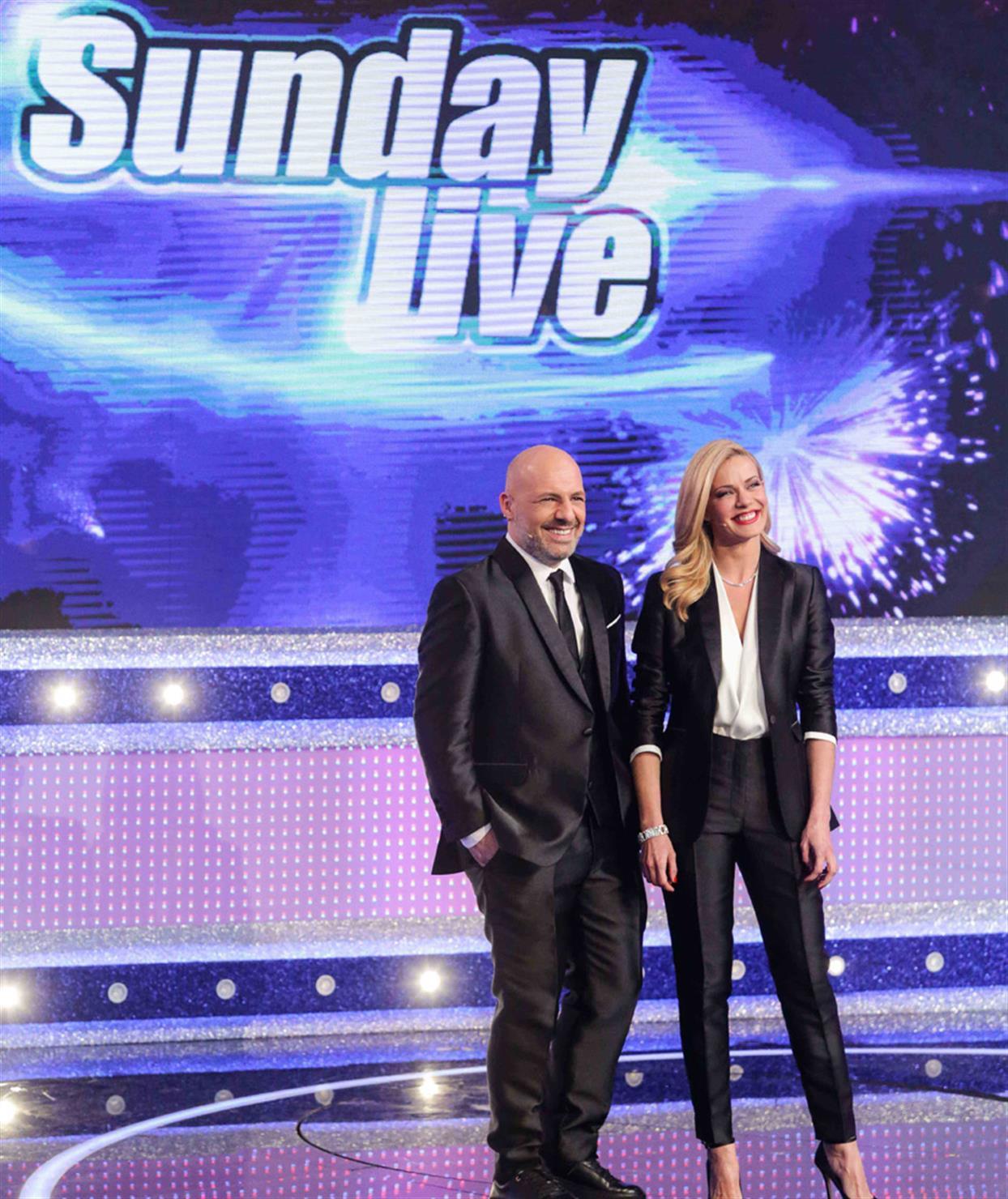 SUNDAY LIVE - 1ο LIVE
