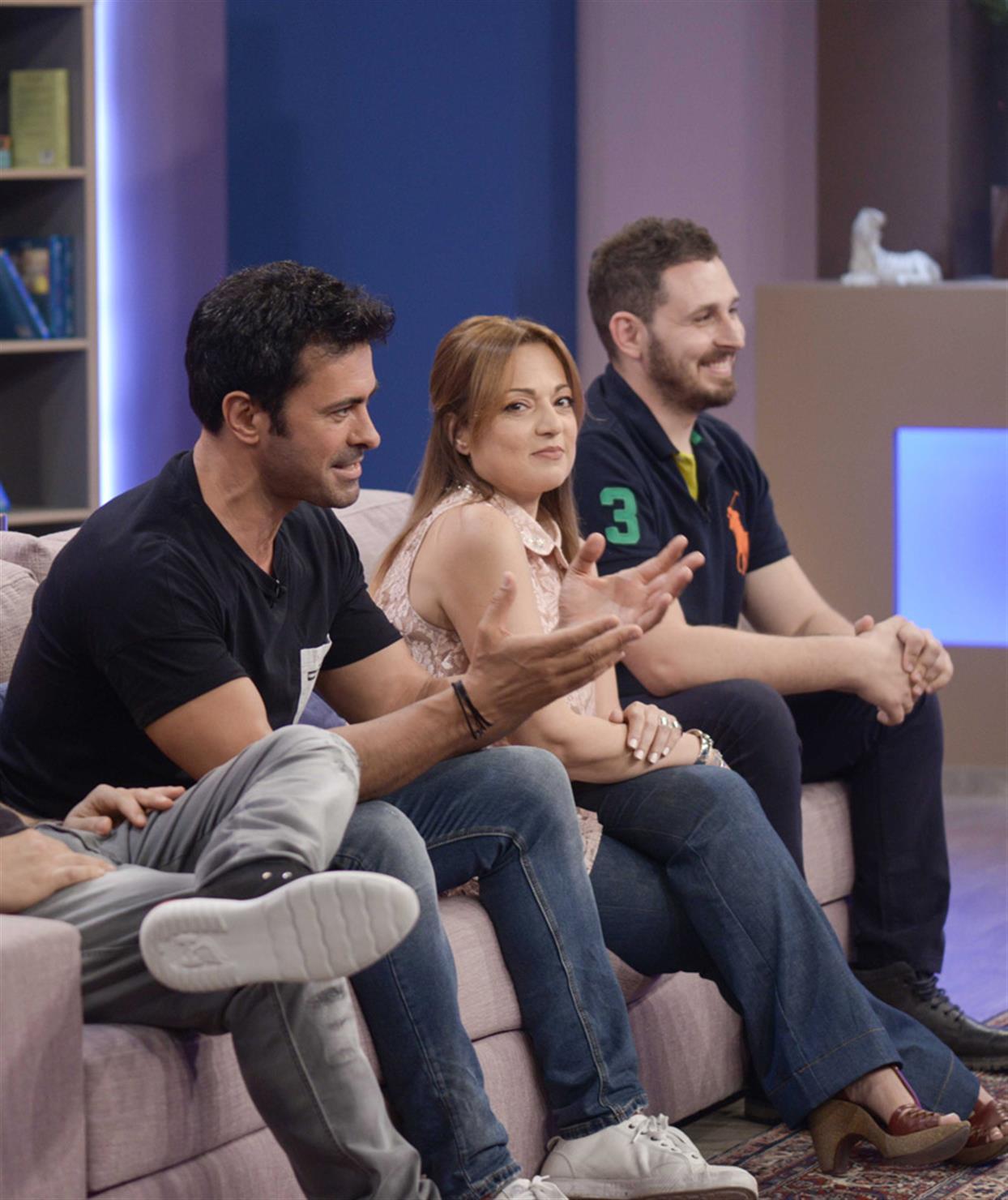 Celebrity game night - επ 13