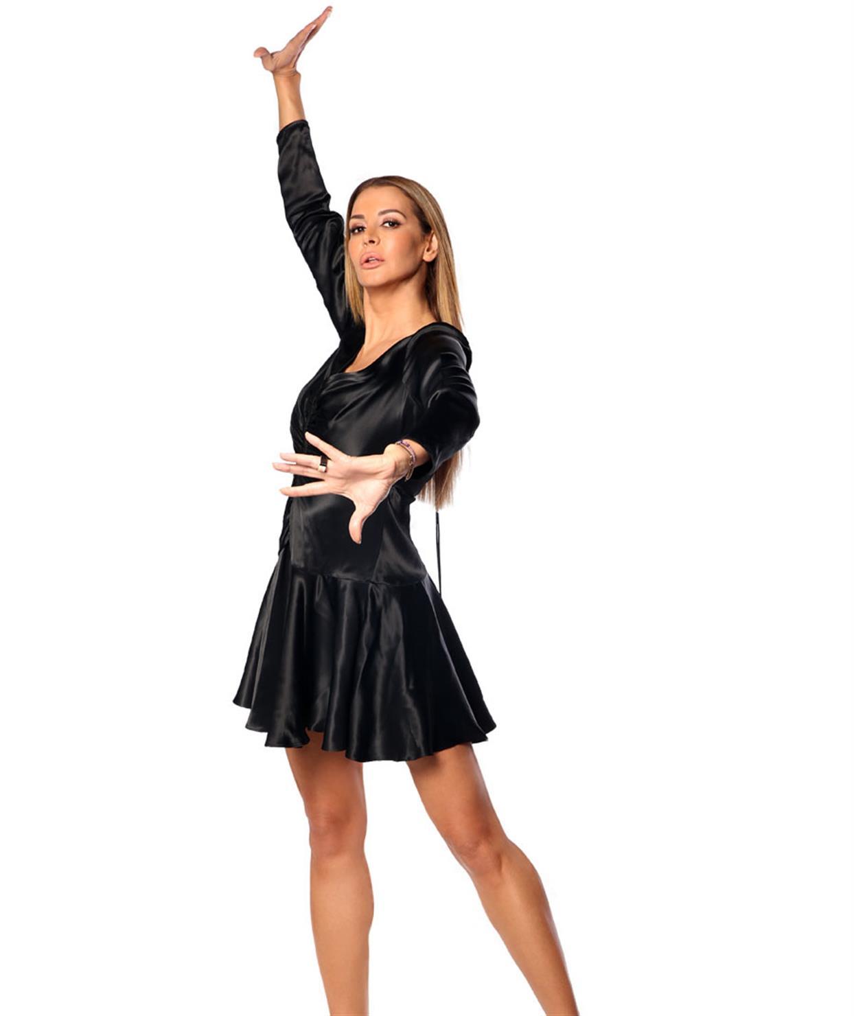 ΜΑΡΙΑ ΚΑΛΑΒΡΙΑ - DANCING WITH THE STARS 6