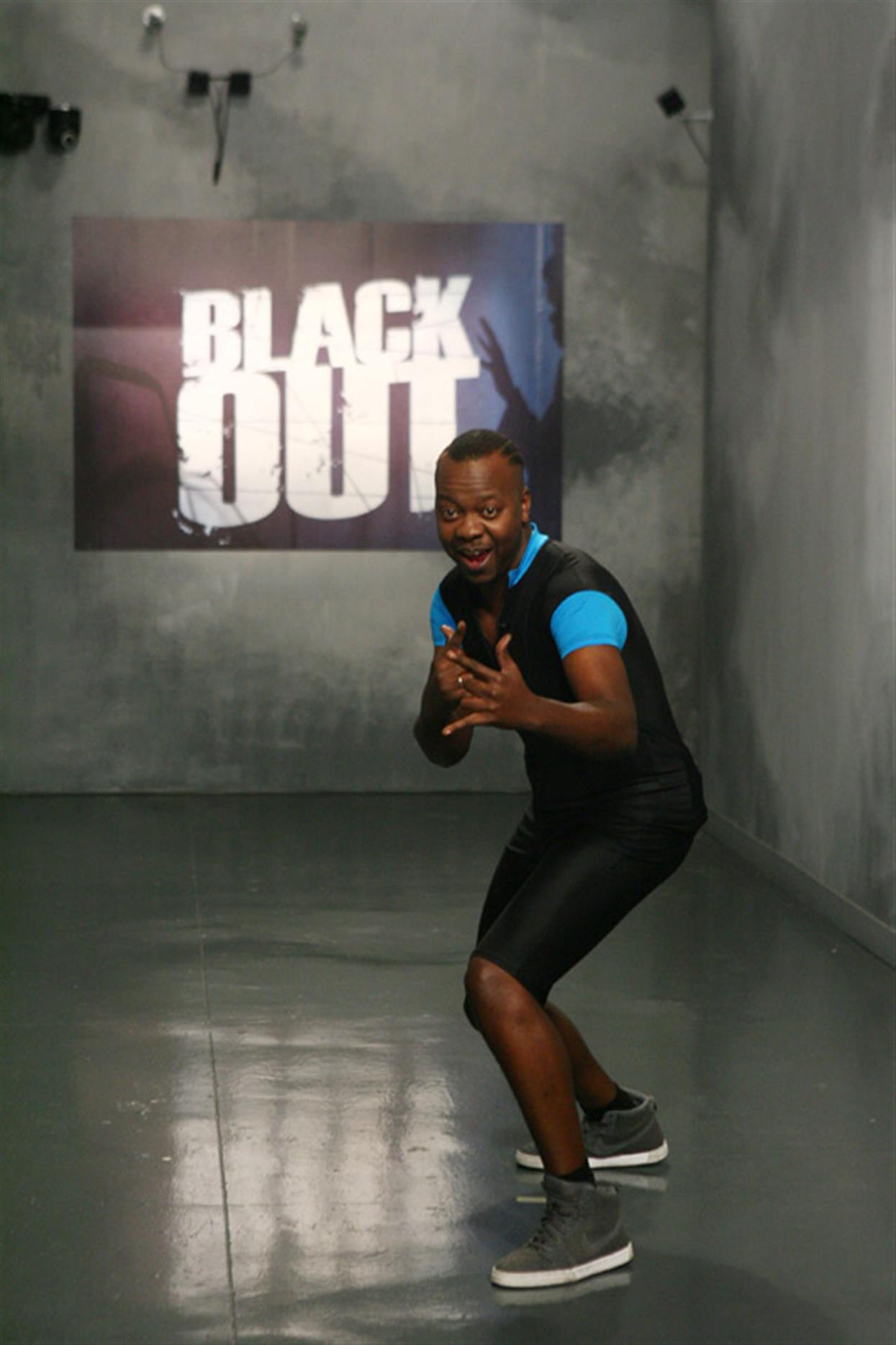 Black Out - Celebrity Edition