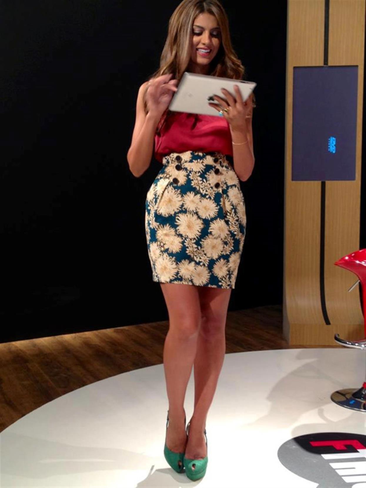 Οι εμφανίσεις της Σταματίνας Τσιμτσιλή στο Fthis Tv