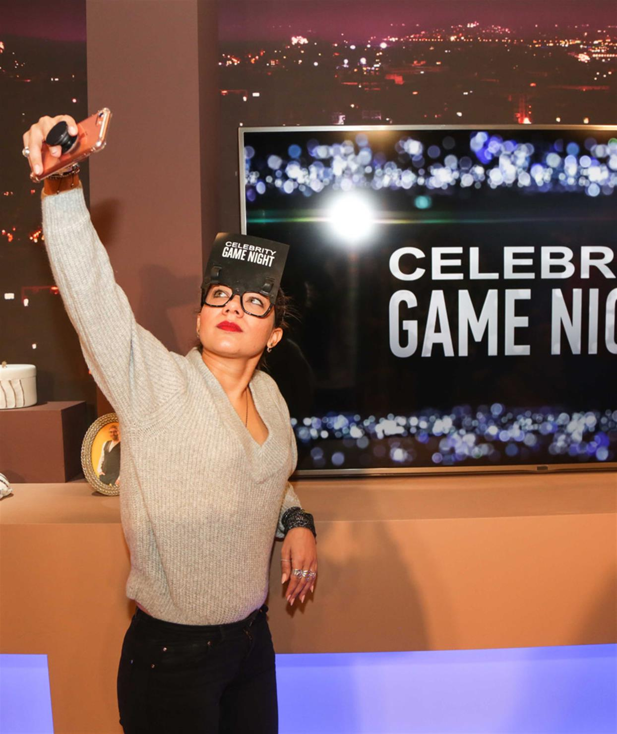 CELEBRITY GAME NIGHT GALLERY media day