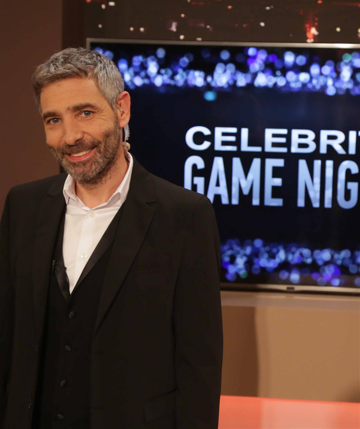 CELEBRITY GAME NIGHT ΠΡΕΜΙΕΡΑ