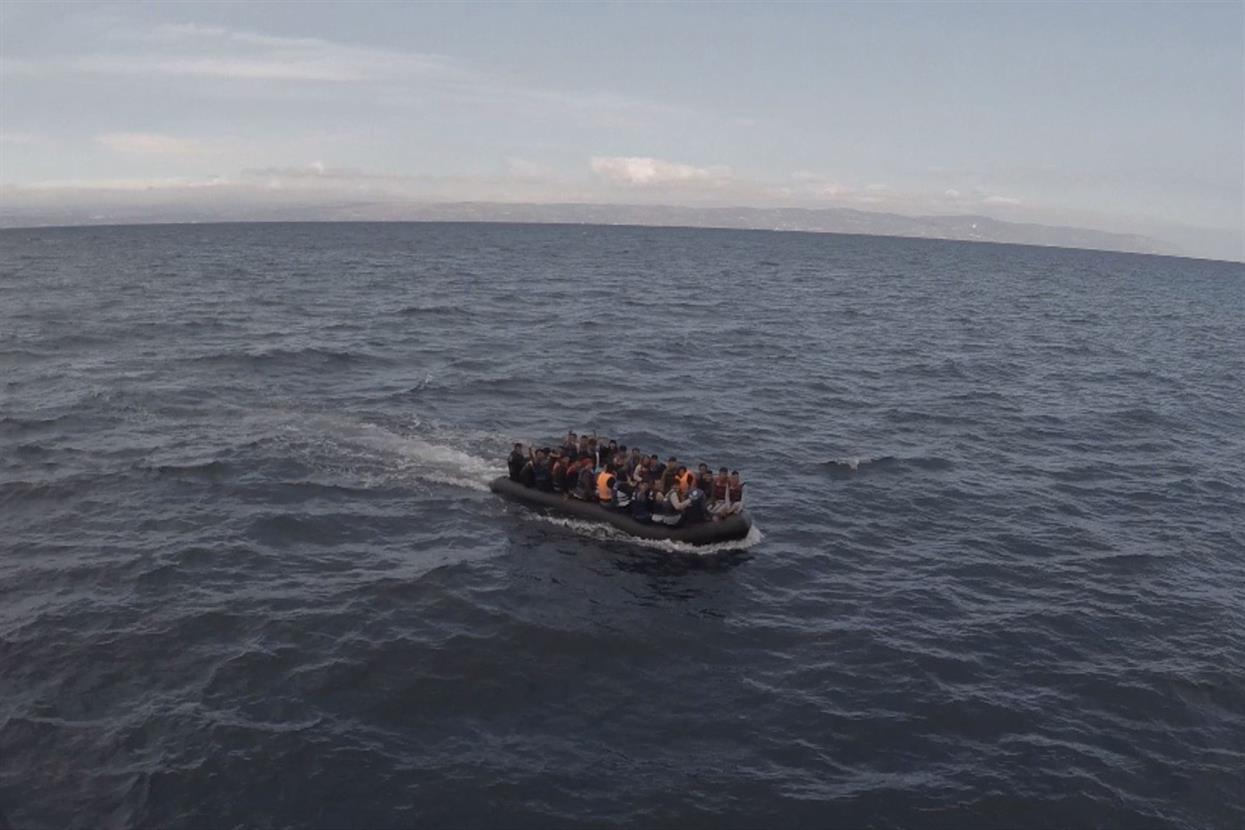 VICE SPECIALS - Το νησί των προσφύγων