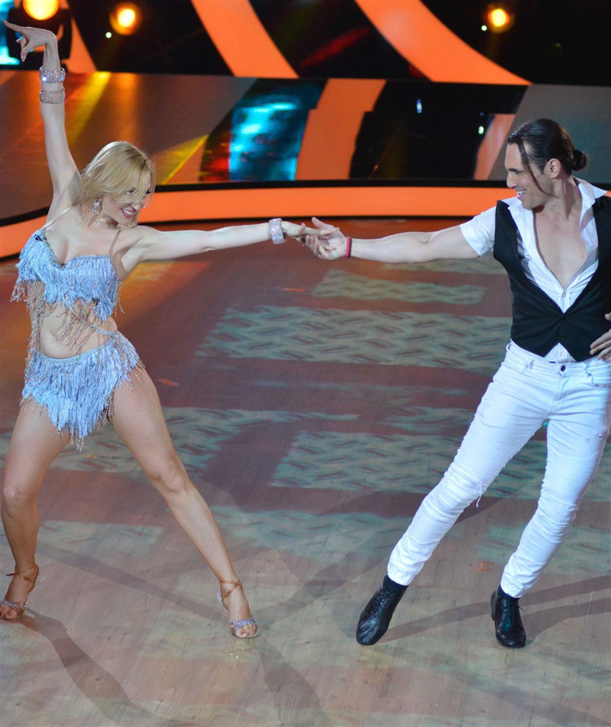 Άνθιμος Ανανιάδης - DANCING WITH THE STARS - LIVE 1