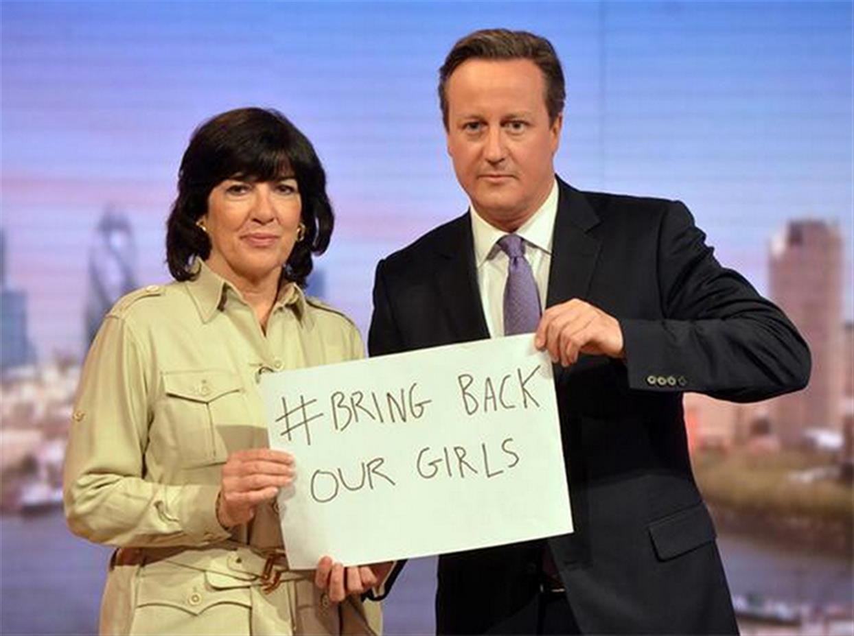 Κάμερον - Νιγηρία - Bring Back Our Girls