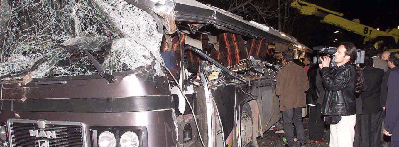 Τραγωδία στα Τέμπη: το φρικτό δυστύχημα με τους 21 νεκρούς μαθητές
