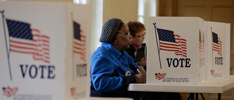 Αμερικανικές εκλογές: ξεκίνησε η πρώιμη ψηφοφορία στη Φλόριντα