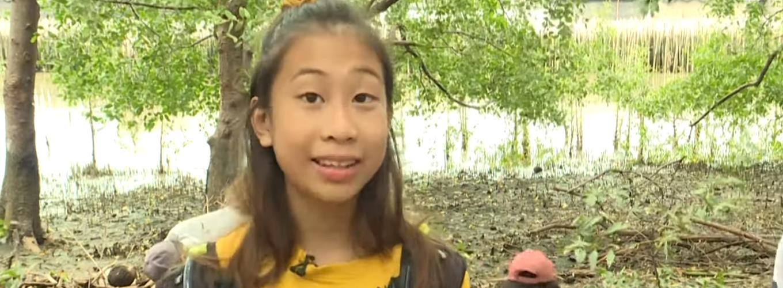 """Λίλι: Η 12χρονη """"Γκρέτα Τούνμπεργκ της Ταϊλάνδης"""""""