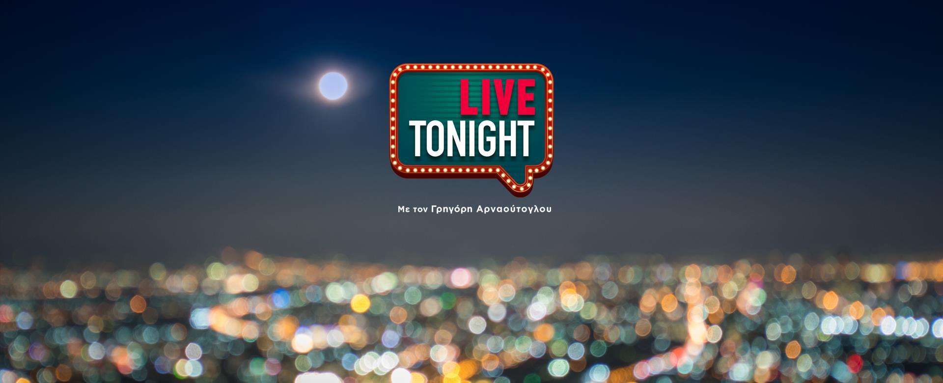 LIVE TONIGHT