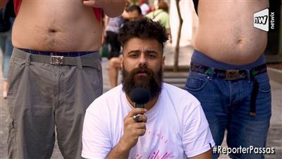 Ρεπόρτερ Πασσάς: Ο άντρας πρέπει να έχει κοιλιά ή όχι;
