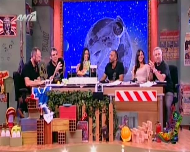 Ράδιο Αρβύλα - 30/05/2012