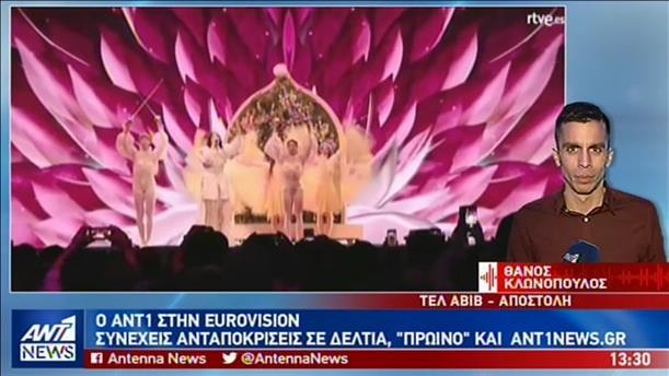 Eurovision 2019: Κρίσιμος ημιτελικός για Ελλάδα και Κύπρο