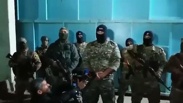Εξέγερση σε φυλακή όπου κρατούνται μέλη του ISIS