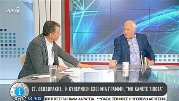 Σ. Θεοδωράκης – 16/4/2015