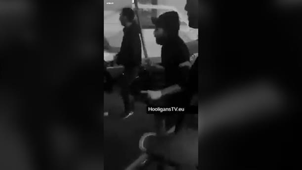 Άγριες μάχες μεταξύ χούλιγκαν στα Πετράλωνα